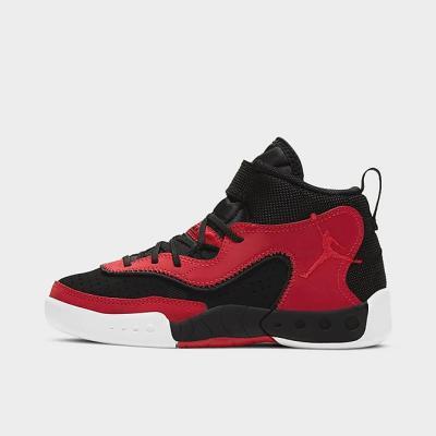 【7.7折】JORDAN PRO RX 童鞋 黑红 篮球鞋<br />$50(约324元)