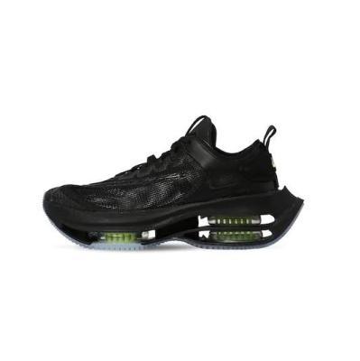 "BUG价!【变相5.6折+高返15%】NIKE ""ZOOM DOUBLE STACKED"" 纯黑 运动鞋 少量现货<br />€126(约965元)"